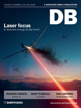 DB - Digital Battlespace