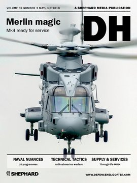 DH - Defence Helicopter