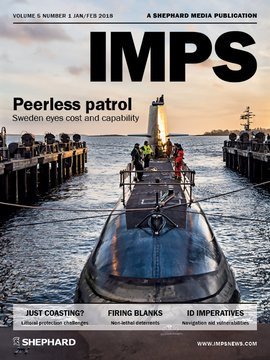 IMPS - International Maritime & Port Security