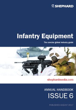 Infantry Equipment Handbook