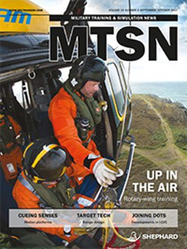 MTSN - Military Training & Simulation News