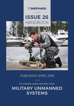 Military Unmanned Systems Handbook
