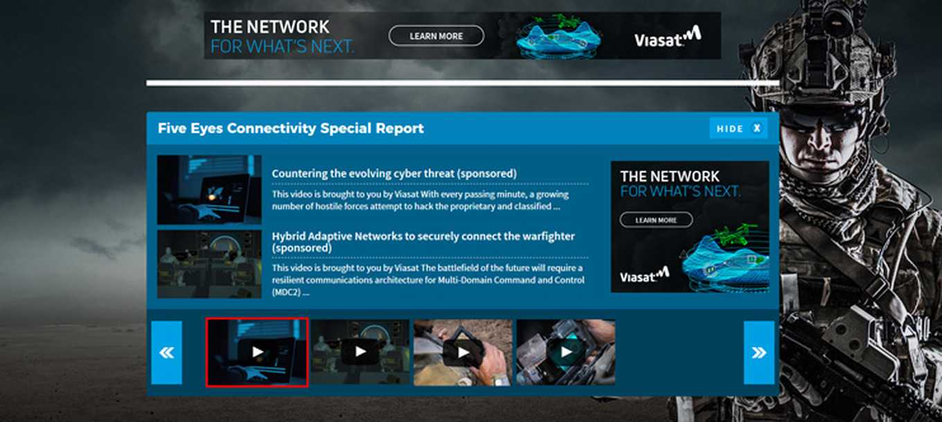 Viasat podcast series