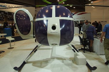 ​Heli-Expo 2017: 6XX specs revealed (video)