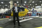 Heli-Expo 2017: Additional SKYe SH09 launch customer revealed