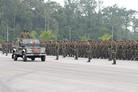 Defence Services Asia: Ketua Tentera Darat Menekankan Pembangunan