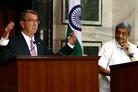 India & US sign logistics agreement