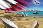 Thales reaches IOC on Qatar SATCOM