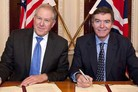 UK and US extend science and technology partnership