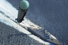 Longbow missile demonstrates littoral target capabilities