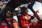 Elbit Systems' SkyVis tested on AW109SP helicopter