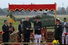 The Nepalese Army takes delivery of new Dhruv ALH