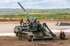 Russia returns heavy-calibre artillery to service