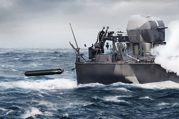 UDT Asia: Saab torpedo develops