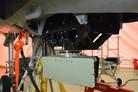 Searchmaster radar in first flight