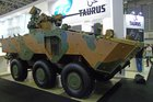 Brazilian Army receives first 30mm Guarani