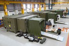 French SSA receives CT scanners