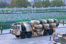 Turkmenistan shows new weapons