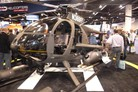 Heli Expo 2014: MD Helicopters showcases MD530G armed aerial scout