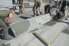 US Army RFI for UAS matting