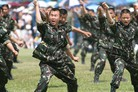 China boosts defence spending