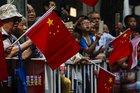 China sends bombers around Taiwan