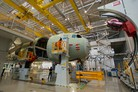 First German A400M enters final assembly