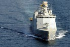 Danish navy hunts for RHIBs