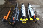 AUV rapid environmental assessment exercise conducted