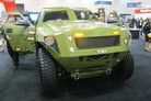 AUSA Winter: US Army displays fuel efficient concept vehicle