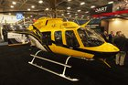 Heli-Expo 2017: New customer for Eagle's 407 HP