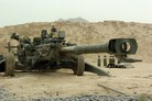 Canadian Army conducts gunners exercise