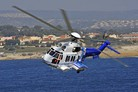 EC225 gear shaft redesign certified by EASA