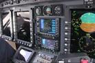Bell 429 demonstration - avionics (video)