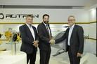 Farnborough: Rotron to supply engines to CybAero