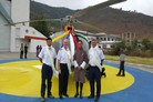 First H130 delivered to Bhutan