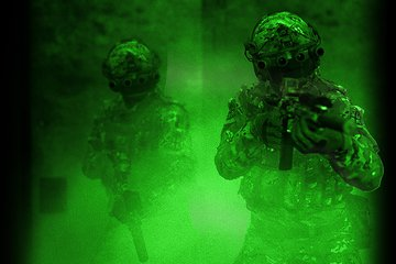 Taking a closer look at immersive close combat training