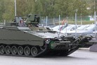 First CV90 engineering vehicle delivered to Norway