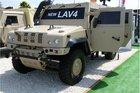 Eurosatory: Iveco promeut 4eme génération LMV