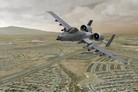 MetaVR 3D visualisation for USAF