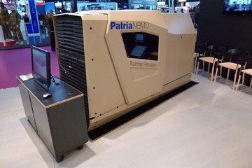 Eurosatory 2014: Patria launches NEMO training simulator (video)