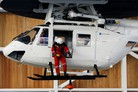 I/ITSEC 2015: Innovative hoist trainer for heli crews (video)