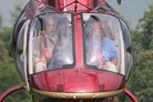 Bell 407 polycarbonate windshield receives FAA STC