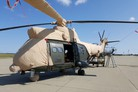 Puma helicopters get protective covers