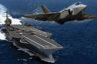 USN to operate latest aircraft launcher
