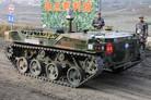 China explores military UGV designs