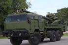 D&S 2015: Thai mobilises artillery