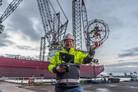 RIMS offers offshore UAV inspections