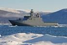 Eyes in the sky for Danish navy