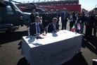 Farnborough: AgustaWestland awarded FASGW integration contract
